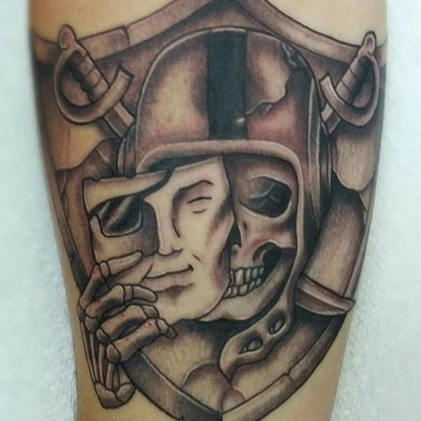 17 best images about tattoos on pinterest pin up tattoos for Raider nation tattoos