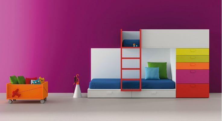 BM 2000 Children Bed Collection | Interior Design Ideas, Tips & Inspiration