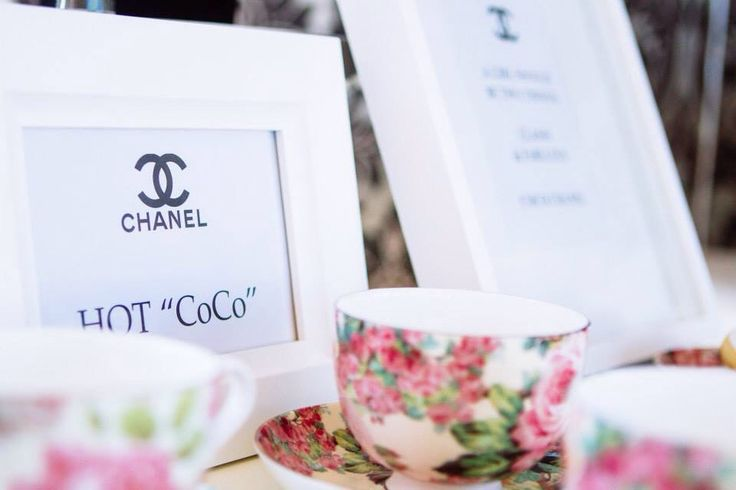 Chanel Party x