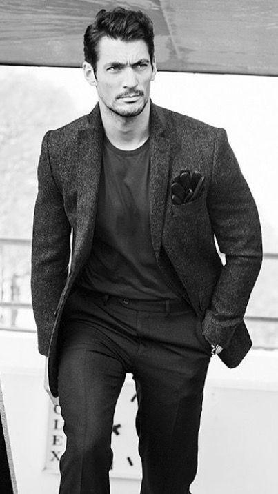 David Gandy, Men's Fashion, Male Model, Beautiful Men, Handsome, Hot Guy, Eye Candy, Sexy デイビッド・ガンディ 男性モデル