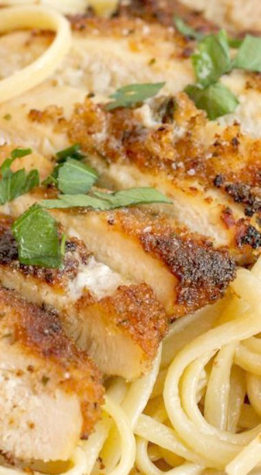 Chicken Scallopini...perfect for entertaining!