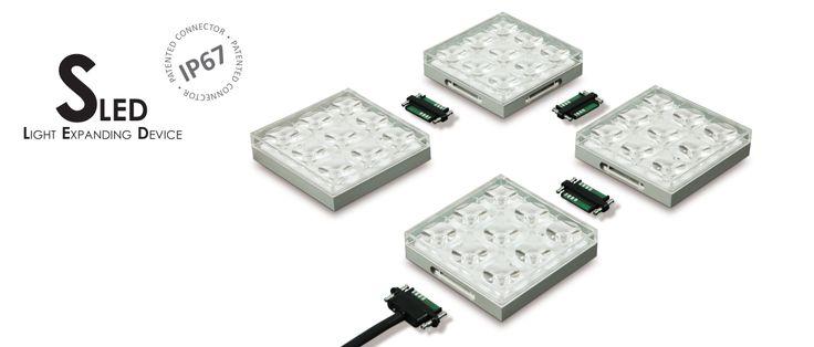SLED - Castaldi Lighting