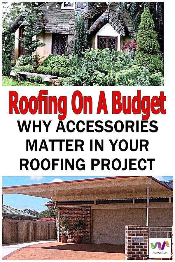 Handle The Roofing In Your Home Such As A Pro Using These Tips In 2020 Roofing Types Of Roofing Materials Roof Repair