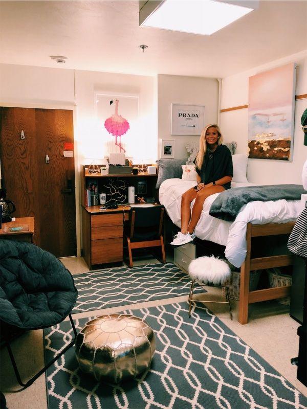 Pin On Uca Dorm Rooms