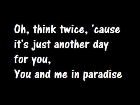 Phil Collins – Another Day In Paradise Lyrics | Genius Lyrics