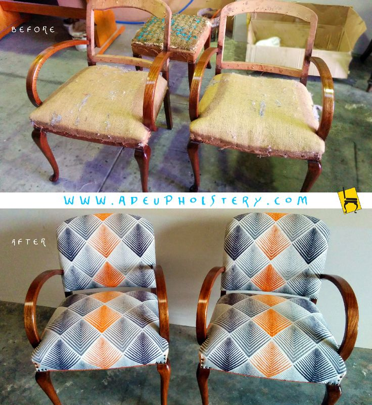Before/After Transformation @ #adeupholstery #upholstery #transformation #chairrevolution #chairpraylove #chairalicious #thiscouldbeyourchair www.adeupholstery.com