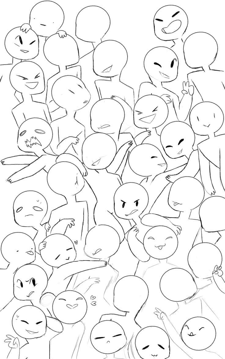 This is the sketch for the draw the squad thing I am doing. Oml I don't think I will be able to fill all these if any of you want an OC in this and haven't told me yet then comment down below. I am afraid that you won't be able to choose your spot, I will just be randomly picking them. 23/35 spots filled
