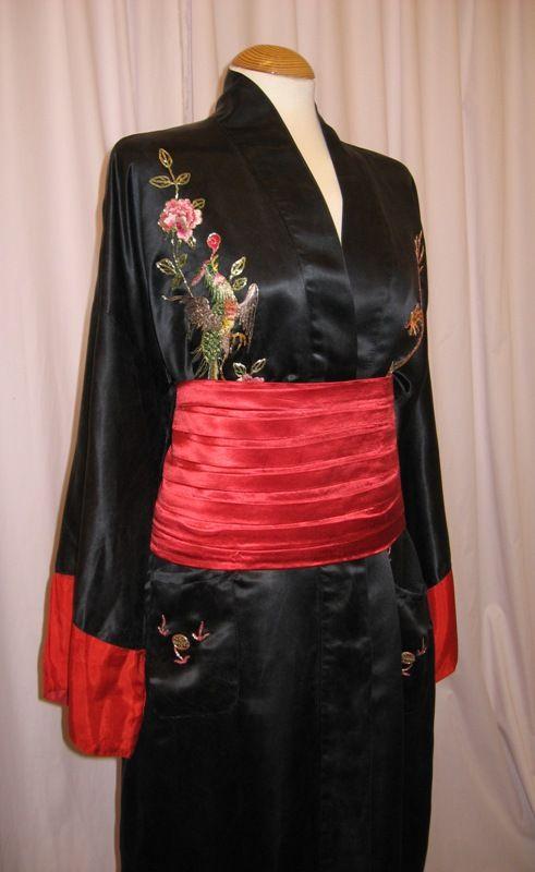 Kimono mujer #vestuario