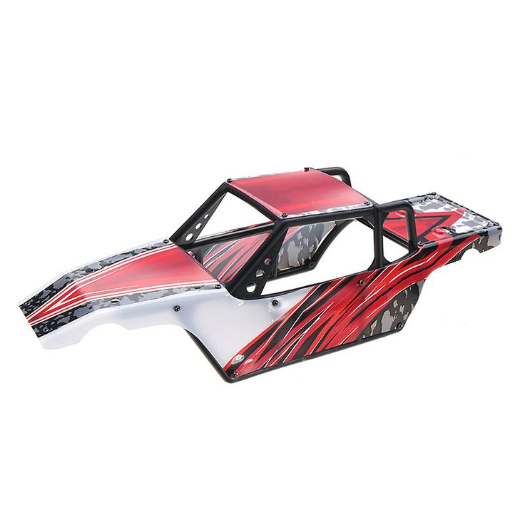 Eachine RatingKing F14 1/14 Car Body Frame Shell Cover Canopy 411806 411012 RC Car Part
