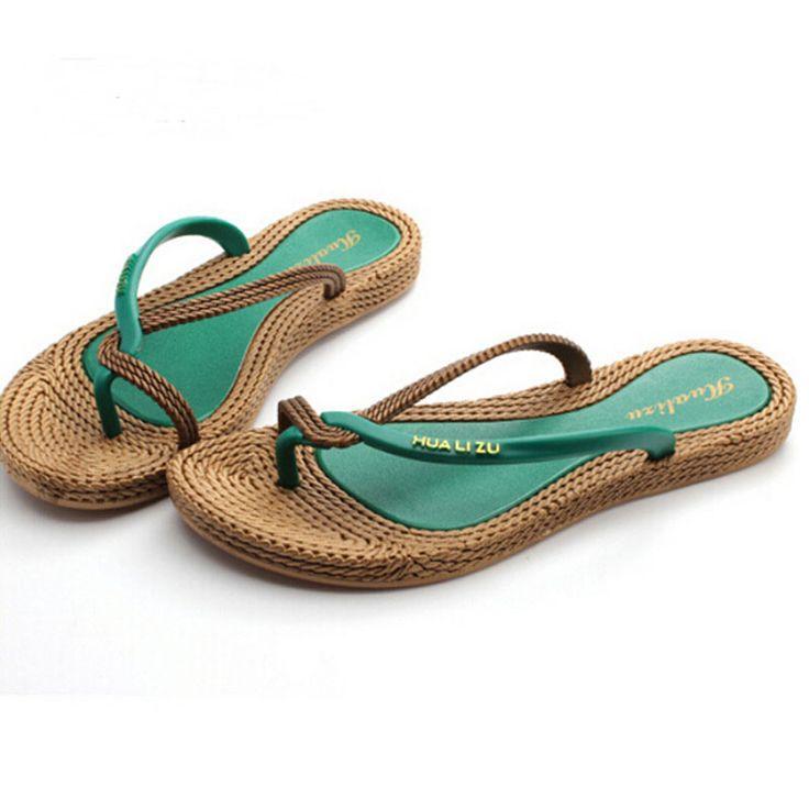sandalias women shoes flip flops fashion new 2016 beach summer shoes flats female woman platform sandals sapato feminino SWXX072 - CattleyaStore CattleyaStore