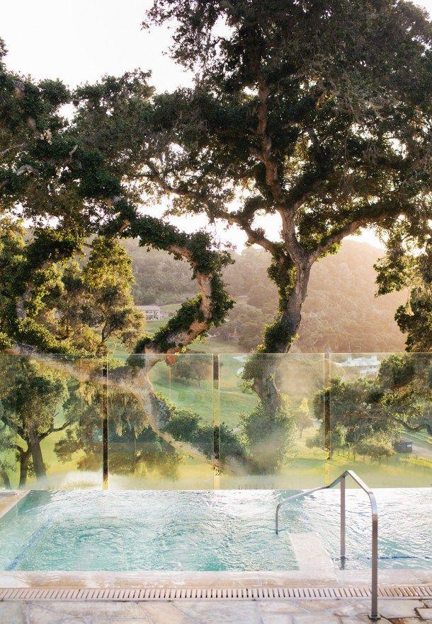 Carmel Valley Ranch Hot Tub /