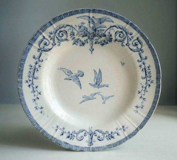 17 meilleures images propos de vaisselle ancienne for Vasque ancienne en porcelaine