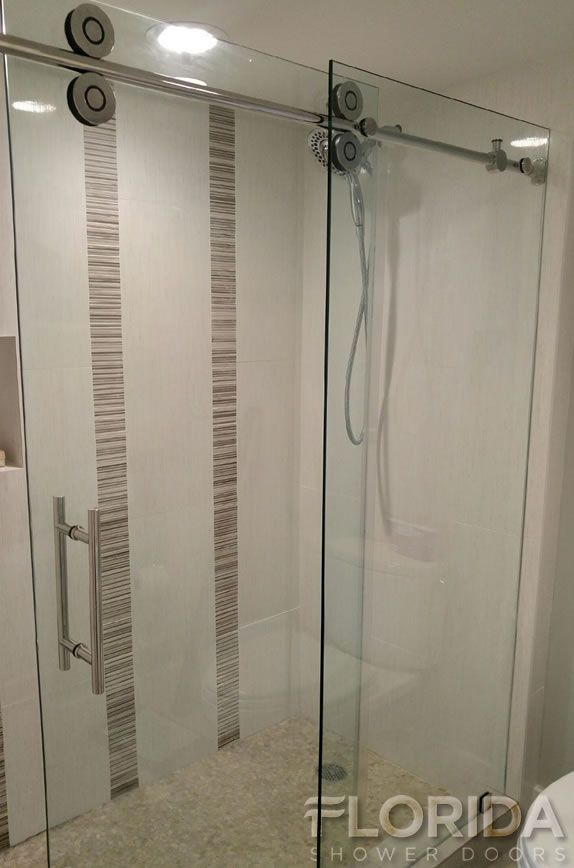 35 best frameless shower doors images on pinterest bathroom rolling shower enclosures which are equal to hydroslide may replace the average sliding shower door with a modern sliding glass enclosure all hardware is planetlyrics Gallery