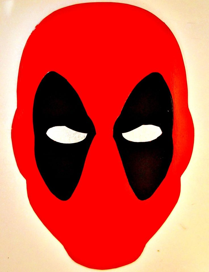 1000+ ideas about Deadpool Mask on Pinterest | Deadpool ...