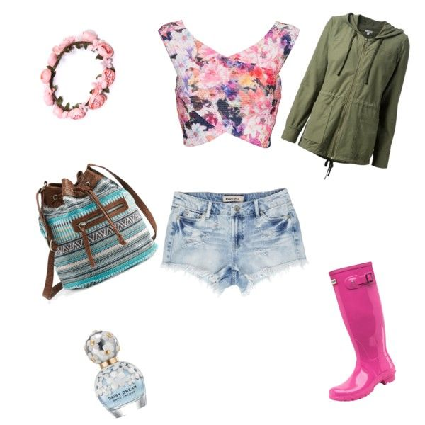 Festival Fun by alison-jane-gairns on Polyvore featuring polyvore, fashion, style, James Perse, Aéropostale and Marc Jacobs
