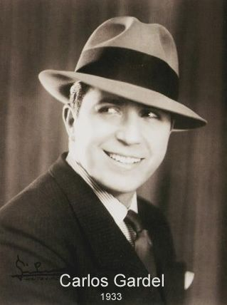 Carlos Gardel (the king of Tango)  Uruguay lays considerable claim to being the birthplace of tango; the most famous tango of all, La Cumparsita was written here in 1916 by Gerardo Matos Rodriguez and The King of Tango, Carlos Gardel.