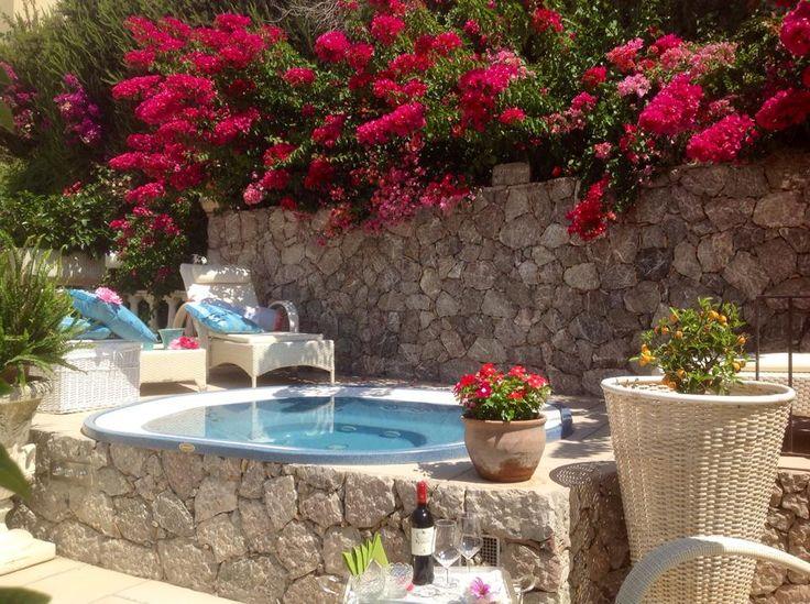 typical Sicilian garden