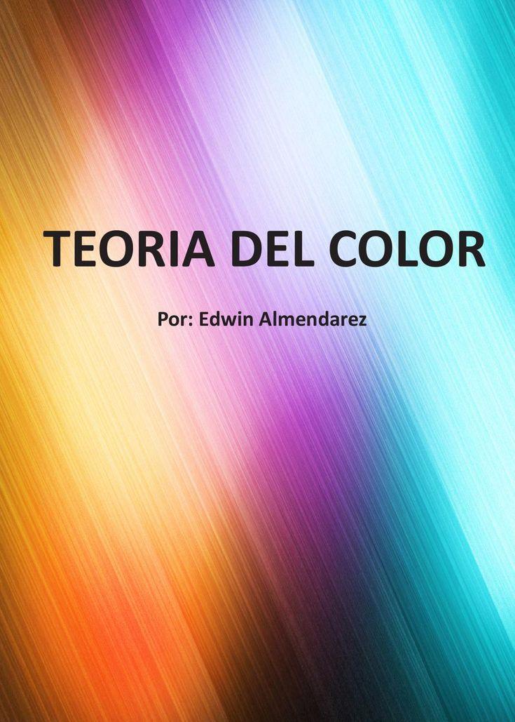 En este manual podrás encontrar toda la información sobre teoría del color.