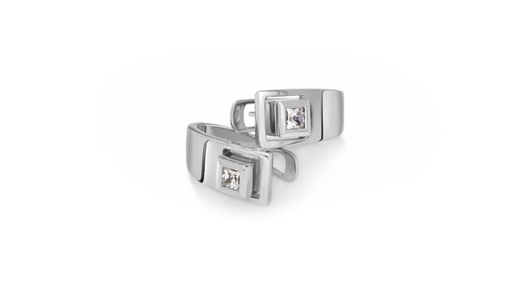 Diamond #rings are spectacular, at #FrancescaFurzi. Let's Have a Look at Them First - http://www.francescafurzi.com/