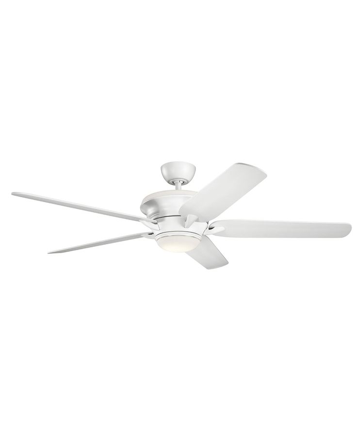 Kichler 300025 Pino Energy Smart 60 Inch Ceiling Fan With Light Kit