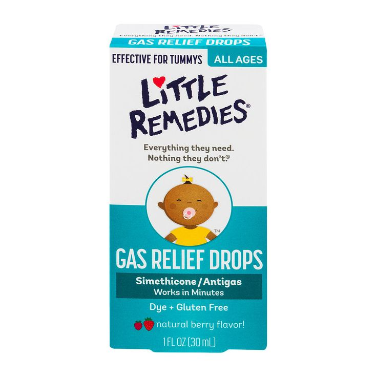 The Best Gas Drops For Infants