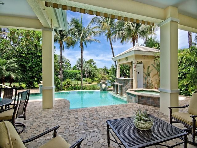 15 best images about lanai design on pinterest for Florida lanai designs