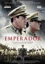 Madrid Es Tuyo y Yelmo Cines Ideal te sugieren el filme Emperador, que llega a las carteleras de Madrid el 7 de marzo.  La última película de Peter Webber (La joven de la perla) está protagonizada por Matthew Fox (Perdidos) y el ganador del Oscar Tommy Lee Jones (Lincoln).