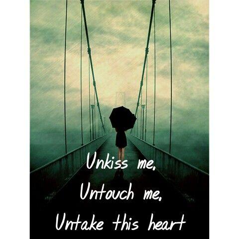 Standing on a bridge avril lavigne lyrics