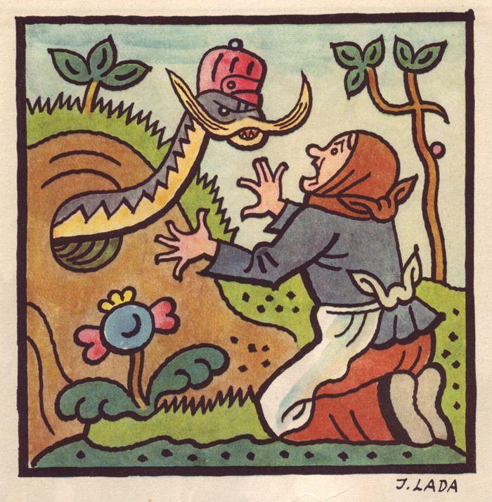 works for children by the Czech artist Josef Lada