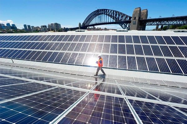Australian Power Could be Totally Renewable by 2040