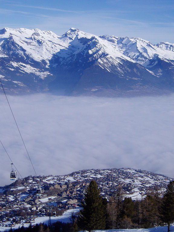 Haute-Nendaz, canton Valais