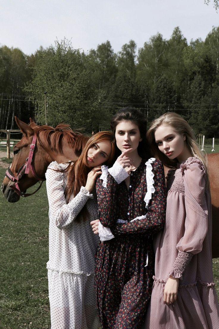 Furfurza  #VogueRussia #resort #springsummer2017 #Furfurza #VogueCollections