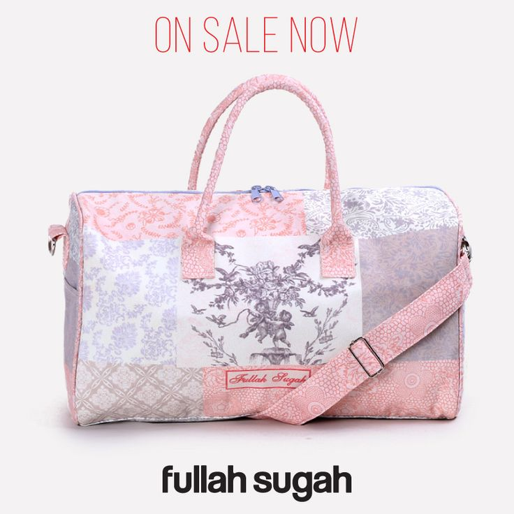 On Sale Now by Fullah Sugah! Σάκος με patchwork ταπετσαρία   1434103651 #sales #style #trends #bags #fashion