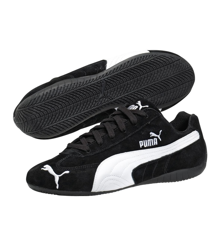 Puma Shoes! I had some in this really pretty light blue in elementary school and nice always wanted some more since then! :)