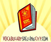 Science vocabulary by grade level. Practice spelling, definitions, and activities. FREE!