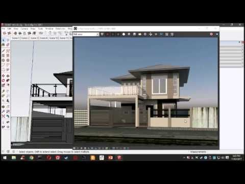 This video covers the basic workflow of rendering a simple scene with V-Ray for SketchUp. It will introduce V-Ray's Interactive Renderer and provide steps to...