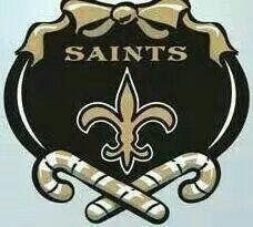 Merry Christmas Saints Fans