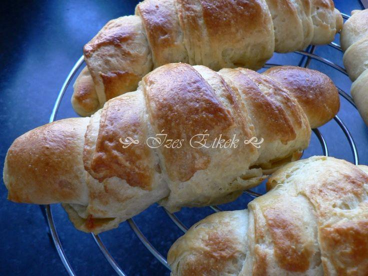 Ízes étkek: Croissant