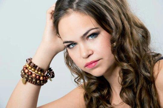 Handmade bracelets, hair and make-up  by Hair & Beauty Salon Jolien