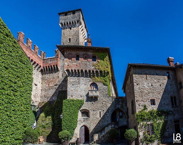 Castello Pinelli - Gentile Tagliolo Monferrato (AL)  Flickr - Photo Sharing!