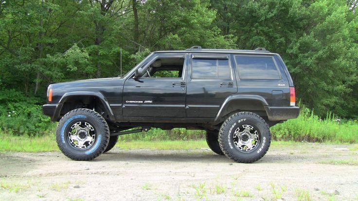 Xj 6 5 Long Arm Lift Kit 33s Clayton Off Road Plastic Surgery Lift Kits Arm Lift Jeep Cherokee Sport