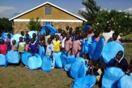 Project Mosquito Net Project   Power of Love Foundation  provide long lasting insecticide treated nets and education on prevention of malaria to children and families vulnerable to malaria in Zambia