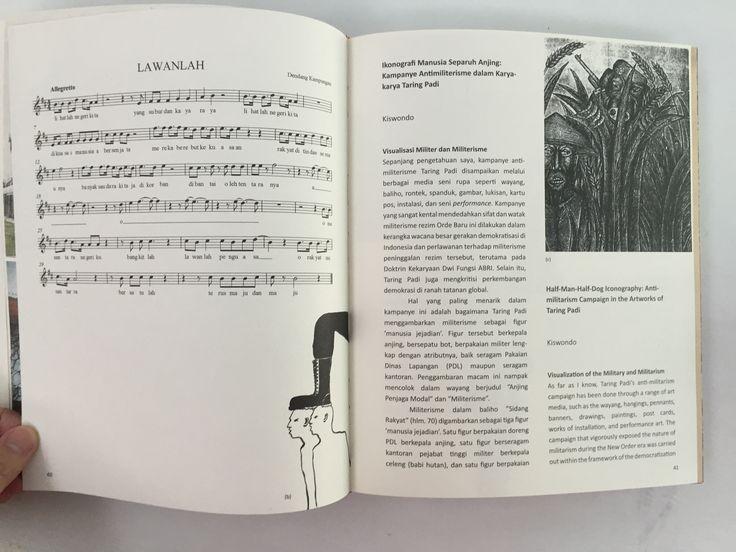 Taring Padi  Contents + Images Music scores