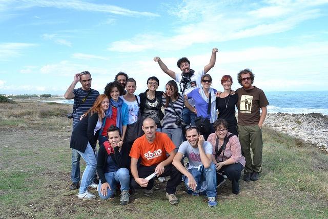 #garganoecotour ecco la squadra di travel blogger che vi hanno preso parte :)