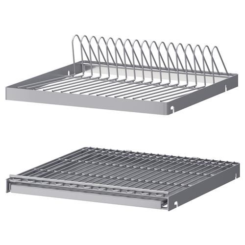 UTRUSTA πιατοθήκη για επίτοιχο ντουλάπι - IKEA
