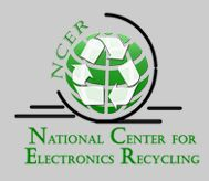 e-cycle your old electronics if you can't make them into a robot. Don't throw them in the trash.  Do Good.