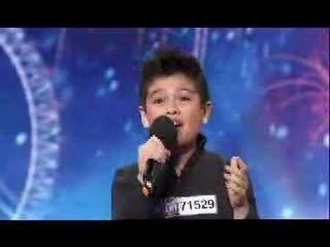 Charlie Green on Britain's Got Talent 2008