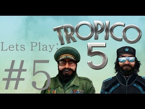 How to gain your independence in Tropico 5.