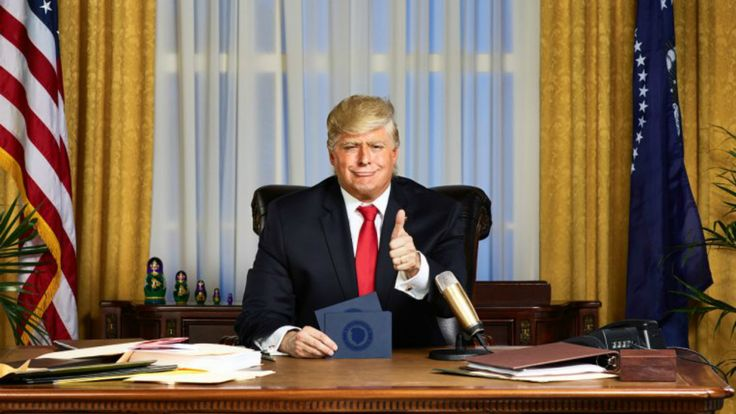 Comedy Central Launches Weekly Trump-Aimed Late-Night Show The weekly show will be hosted by comedian and Trump impersonator Anthony Atamanuik.  read more