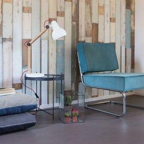 Ridge fauteuil Zuiver blauw | Musthaves verzendt gratis